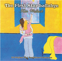 The First Star Lullabye album cover
