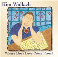 Where Does Love Come From album cover